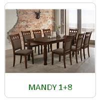 MANDY 1+8